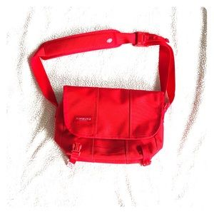 Timbuk2 Classic Messenger Bag - Red - XS